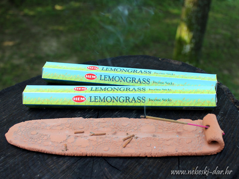 LEMONGRASS - LIMUNSKA TRAVA